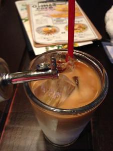 渋谷のカフェ
