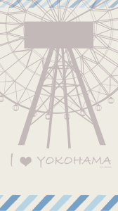 iPhone6ロック画面-横浜