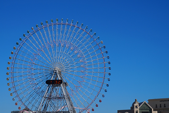 横浜コスモクロック