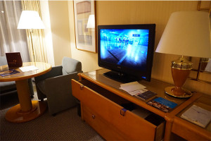 シェラトンホテル