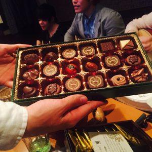 名古屋土産チョコ
