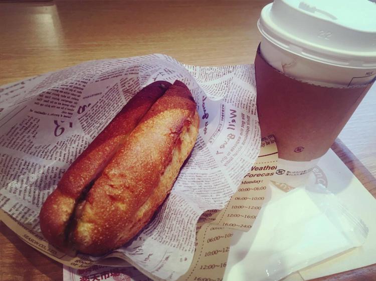 お昼ごはん楽天カフェ