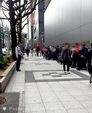 心斎橋アップルストア