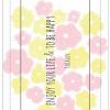 iPhoneケース花柄