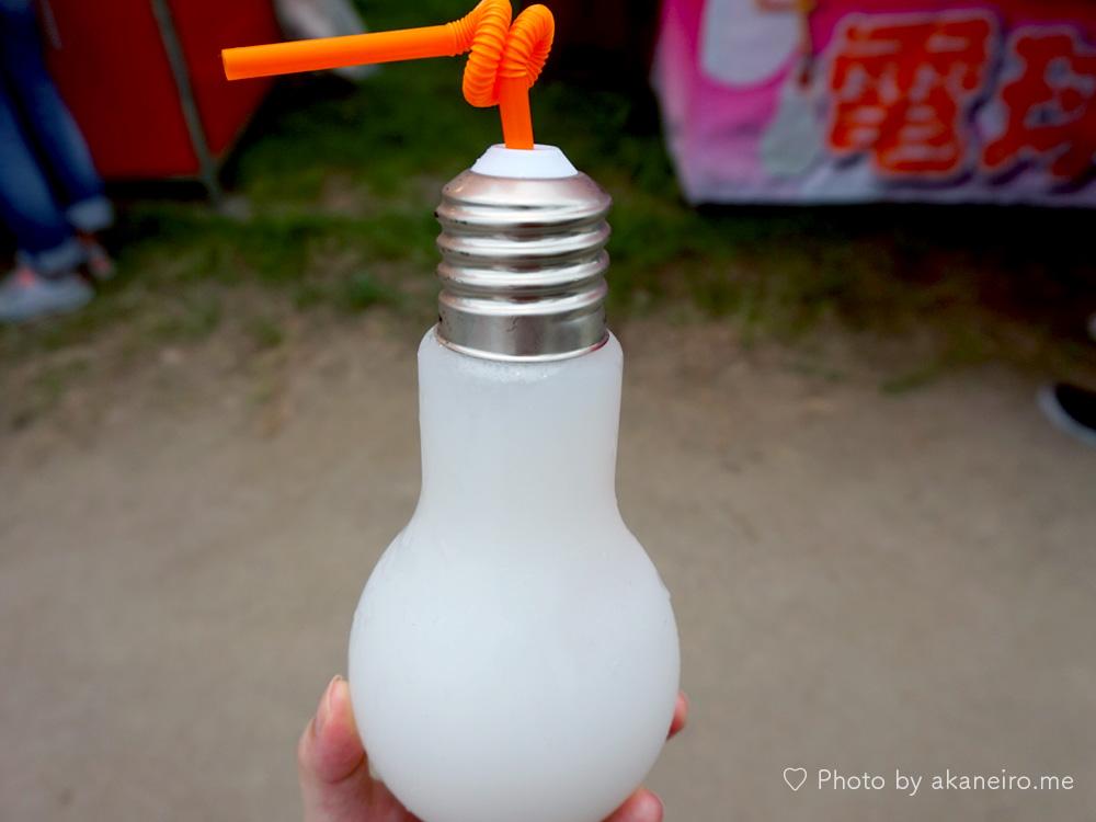 電球ソーダ