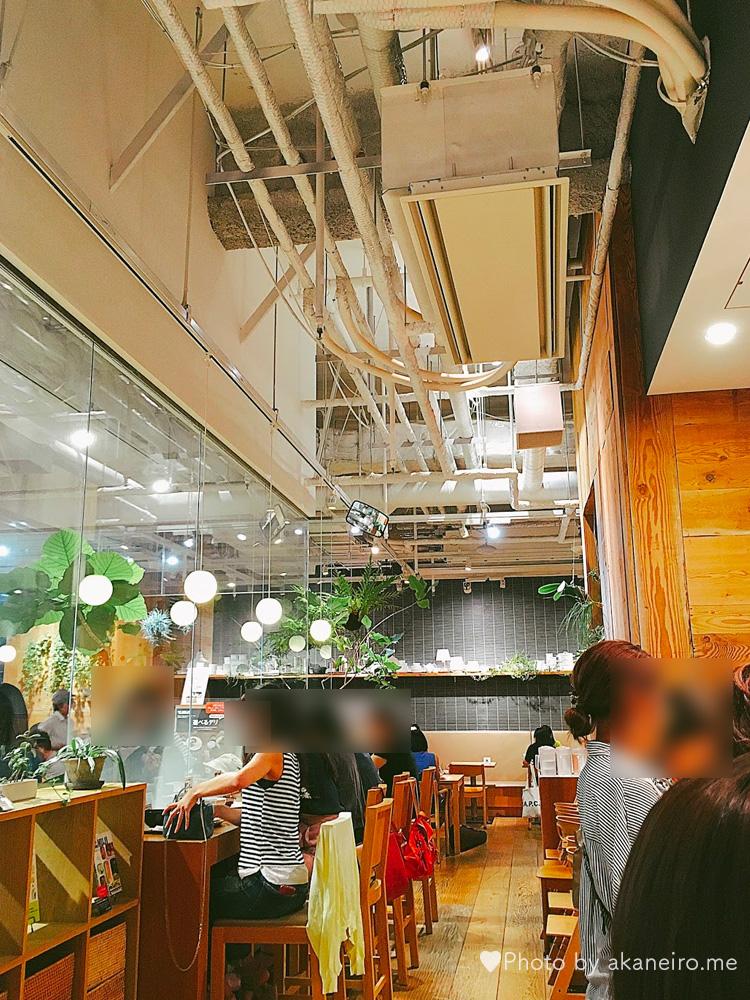 無印カフェ